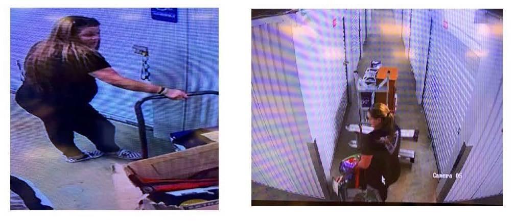 Sheriff seeks Public's Help identifying Suspect in Storage Facility Burglary