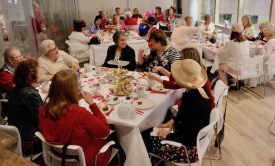 Canopy Valentines Day High Tea 2020
