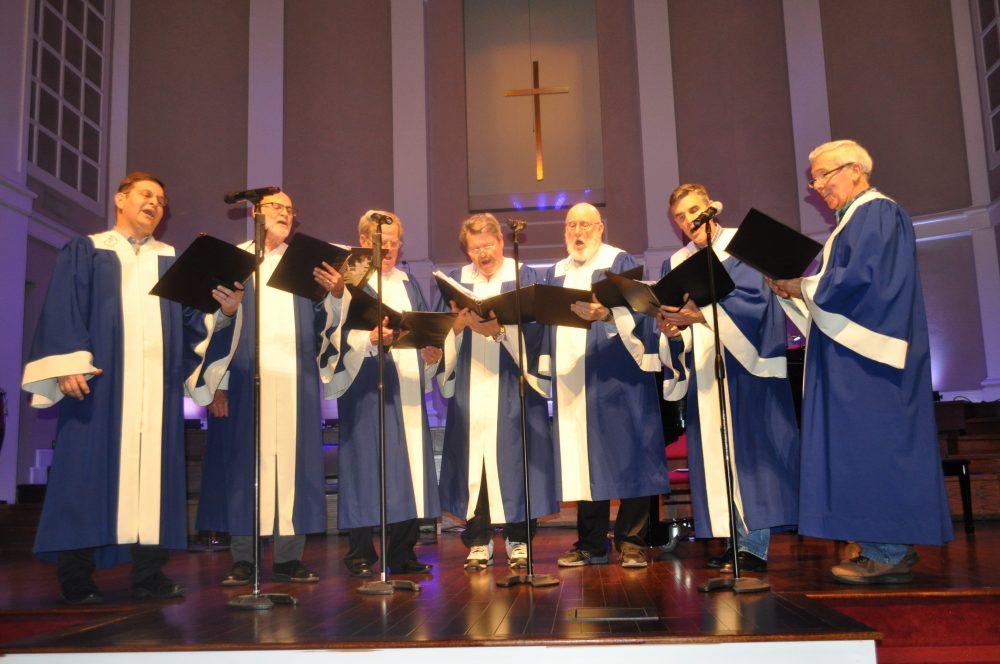 Gospel Night at Rising Stars and Legends of Texas