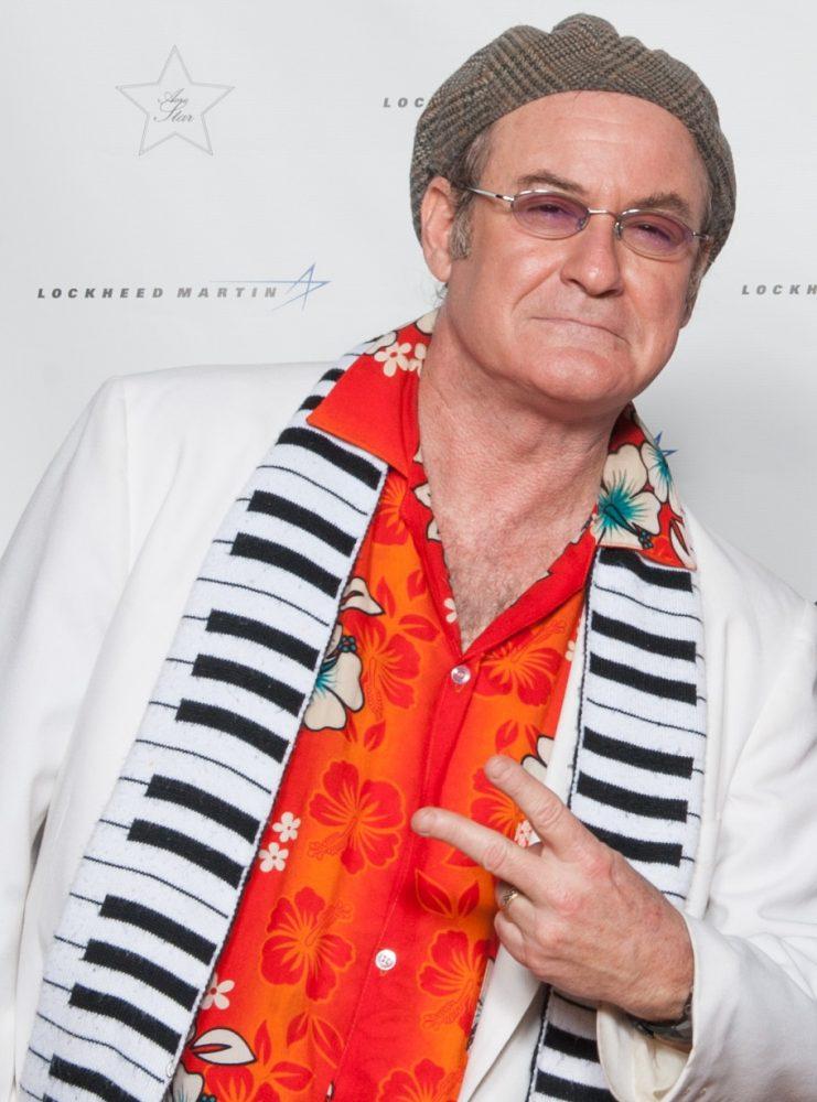 David Born as Robin Williams