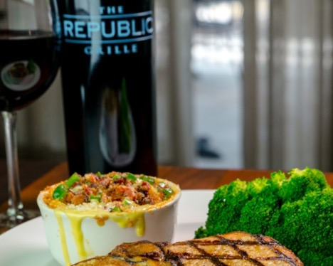 The Republic Grill