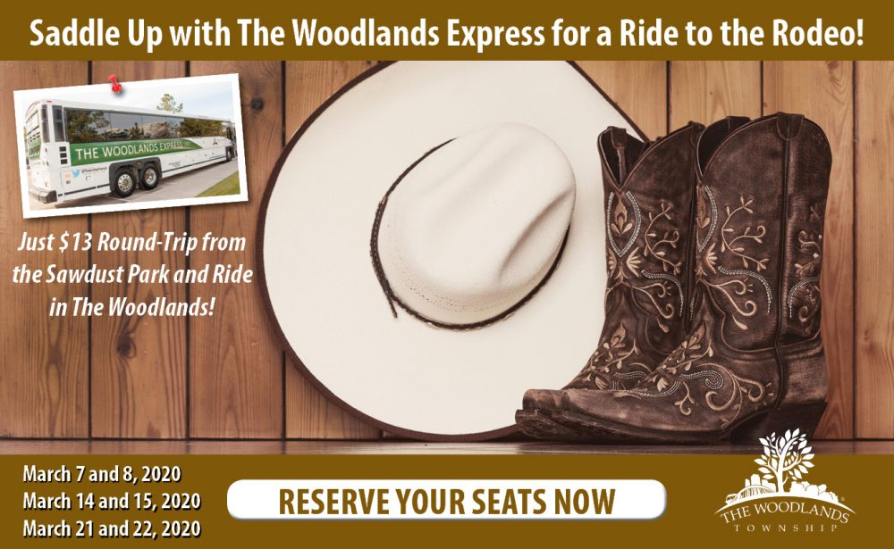 Rodeo Express The Woodlands