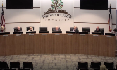 The Woodlands Township Board of Directors held an Incorporation Planning Session on Thursday, February 20 to discuss future governance.