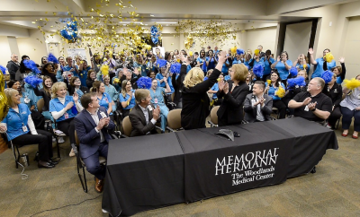 Memorial Hermann The Woodlands Achieves Third Magnet Designation for Nursing Excellence