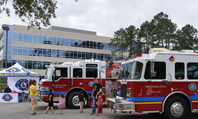 woodlands emergency preparedness event