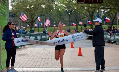The 9th Annual Woodlands Marathon and Half Marathon was held on Saturday, March 7, 2020 in The Woodlands, Texas.