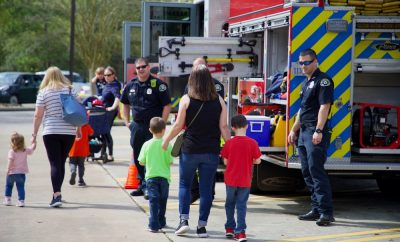 Safety Day at The Woodlands Children's Museum