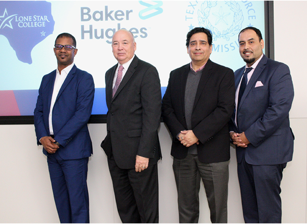 LSC Baker Hughes Texas Workforce Commission 2020