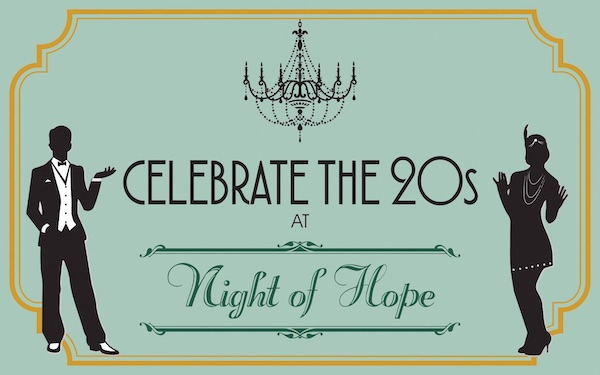 Love Fosters Hope Night of Hope