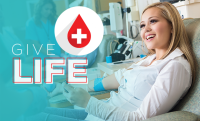Blood Drive hosted by The Woodlands UMC