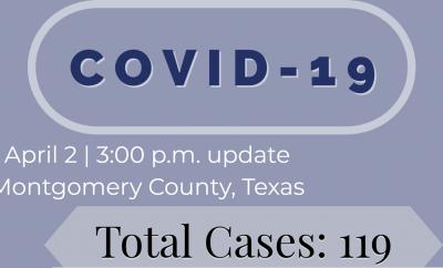 Montgomery County Public Health COVID-19 04022020