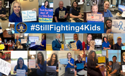 StillFighting4Kids Montgomery County District Attorney