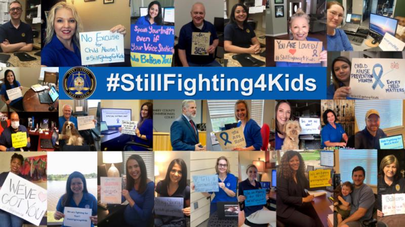 StillFighting4Kids Montgomery County District Attorney