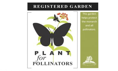 Registered Plant for Pollinators Township 2020