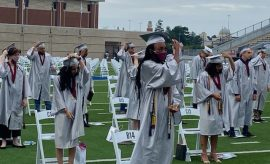Conroe ISD Graduation Ceremony 2020
