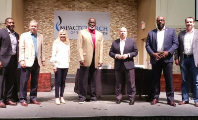 Panel Discussion Impact Church The Woodlands