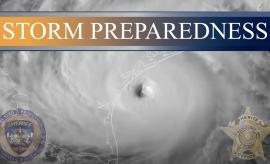 Storm Preparedness Montgomery County Sheriff Office