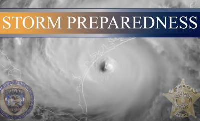 Storm Preparedness Montgomery County Sheriff Office