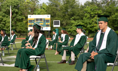 TWCA Woodlands Christian Academy commencement graduation 2020
