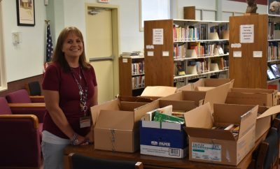 montgomery county sheriff book donations