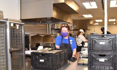 MOWMC staff meals on wheels Montgomery county IFCO 2020