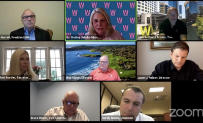 The Woodlands Township Board of Directors concluded its 2021 Township Budget Workshops on Thursday, August 6, 2020, via videoconference.